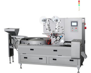 High-Speed Full-Automatic Pillow Packing Machine pictures & photos
