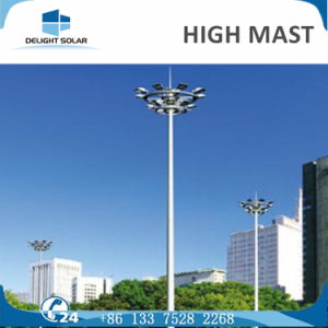 Telescoping Lift High Pressure Sodium Lamp High Mast Light Tower pictures & photos