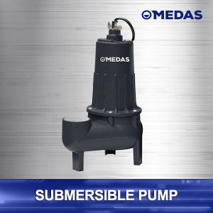 Cast Iron Construction Pump Submersible Sewage and Water Pumps pictures & photos