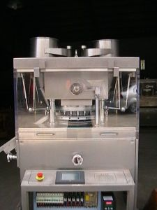 High Speed Rotary Hydraulic Tablet Press Machine pictures & photos