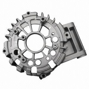 Aluminum Die Casting Clutch Housing for Motor Parts (DR200) pictures & photos