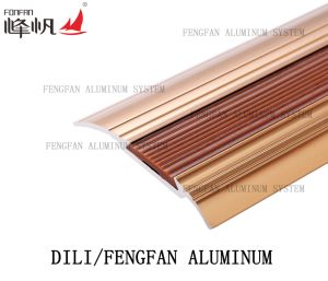 Building Material Wooden Floor Covering Profile pictures & photos