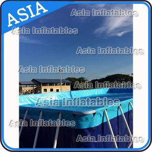 Metal Frame Swimming Pool, Swimming Pool Enclosures, Swimming Pool Slide pictures & photos