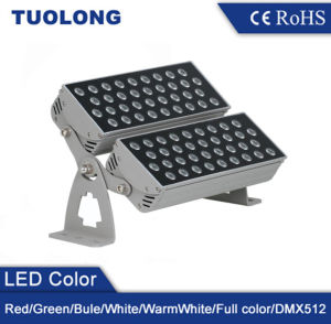 Industrial LED Flood Light 72W with Double Head LED Outdoor Flood Light pictures & photos