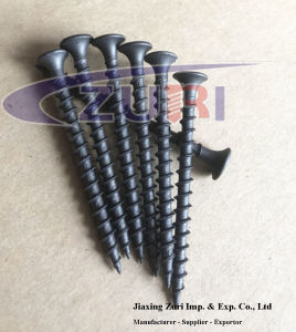 C1022 Steel Hardend Drywall Screws 4.8*150 pictures & photos