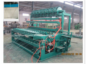 China Factory Hot Sale Automatic Animal Fence/Fixed Knot Field Fence/Grassland Fence Machine pictures & photos