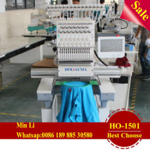 Cap Garment Embroider Single Head Embroidery Machine pictures & photos