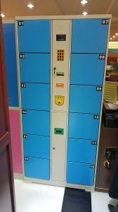 Steel Cabinet (SA-SSA-13) pictures & photos