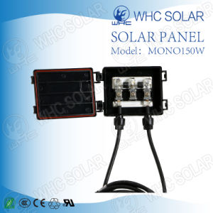 150W 10 Years Warranty Mono Crystalline Sun Power Cell pictures & photos