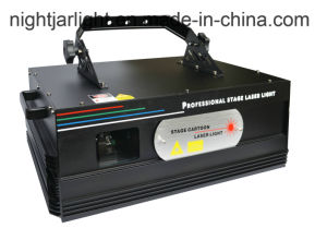 3W RGB Full Color Animation Laser Light a pictures & photos