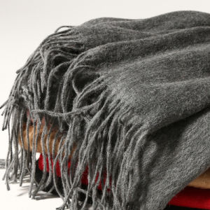 The New Wool Scarf with Tassel pictures & photos