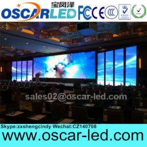 P3.91 P4.81 Indoor Stage Performance Rental LED Display Screen