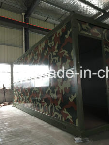 Low Pay Modern Mobile Prefabricated/Prefab House Container House for Hot Sale pictures & photos
