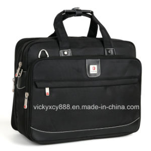 "Big Capacity 17"" Inch Single Shoulder Computer Notebook Bag (CY8950) pictures & photos"