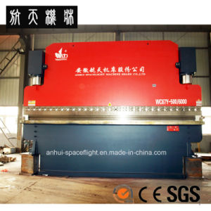 CE approved press brake WC67 with high quality pictures & photos