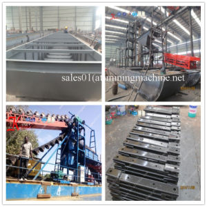 Widely Used Gold Panning Chain Bucket Dredge pictures & photos