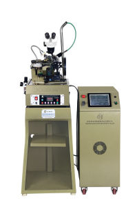 High-Speed Chain Making Machine with Laser Welding Machine pictures & photos