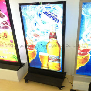 Advertising Display Edge Light Acrylic LED Light Box pictures & photos