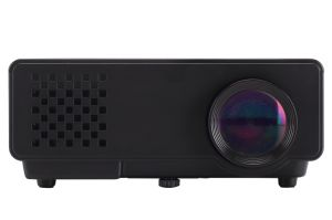 Yi-810 Mini 40W Portable 1080P LED Micro Projector with HDMI / USB/ VGA / AV /TV pictures & photos
