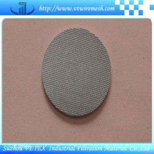 Standard Sintered Wire Mesh with SUS316L pictures & photos