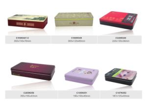 Tea Metal Box Gift Box of Mold and Molded Products pictures & photos