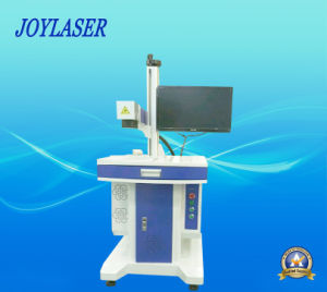 20W Optical Fiber Laser Marking Machine for Plastic