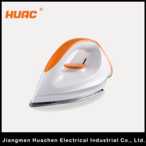 Orange and Purple 300W-400W Electric Dry Iron