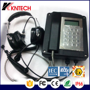 SMC Explosion Proof Telephone Knex1 IP66 Iecex Certificate Exproof pictures & photos