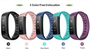 ID115hr Heart Rate Smart Band Wristband Heart Rate Monitor Fitness Bracelet pictures & photos