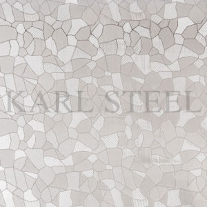 201 Stainless Steel Color Hairline Kbh003 Sheet for Decoration Materials pictures & photos