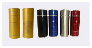 Nanometer Energy Cup Orp Drinking Water Bottle Ionizer Vacuum Flask Stainless Steel Cup pictures & photos