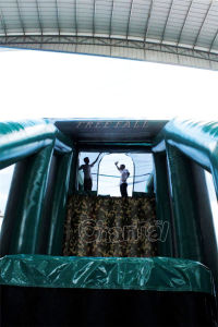 Inflatable Free Fall Stunt Jump Game Chsp532 pictures & photos