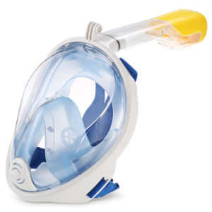 New Color Snorkel Mask Full Face Wholesale High Quality in Stock pictures & photos