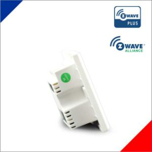 Z-Wave Smart Home Automation System Solution Touch Light Wall Switch pictures & photos