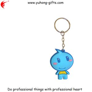 Cute Soft PVC Key Chain Key Holder for Promotion (YH-KC081) pictures & photos