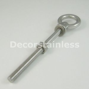 Stainless Steel M10 Unwelded Eye Bolt pictures & photos