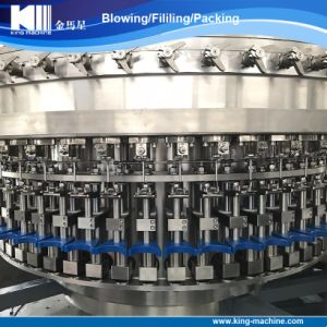 Glass Bottle Carbonated Soft Drink Filling Machine pictures & photos