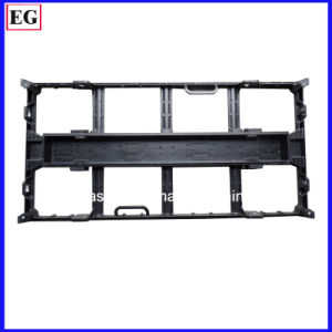 OEM/ODM Aluminum Large Die Casting Parts for Multimedia Display Housing pictures & photos