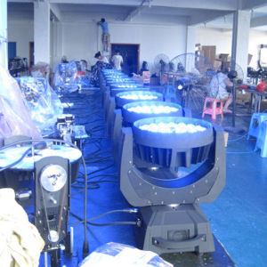 RGBWA UV 6in1 18W 36PCS LED Moving Head Beam pictures & photos