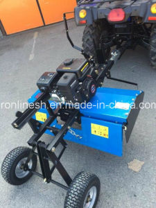 Quad/ATV/UTV/Tractor Towable 6.5HP Engine Powered Light Rotary Tiller/Cultivator/Rear Tine Tillers/Soil Cultivator Ce pictures & photos