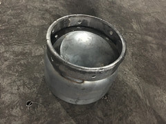 Steel LPG & Gas Tank Cylinder Parts-9kg pictures & photos