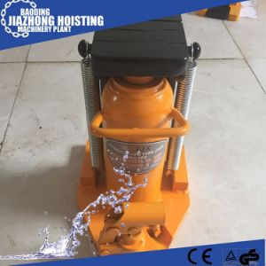 Made in China Hydraulic Toe Jack 15ton with Favorable Price