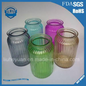 European Glass Vase Glass Ornaments
