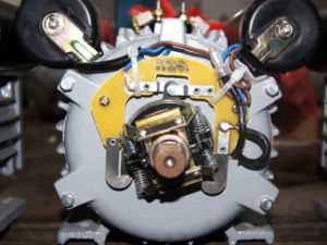 King Power Three-Phase Synchronous Motor 5.5HP pictures & photos