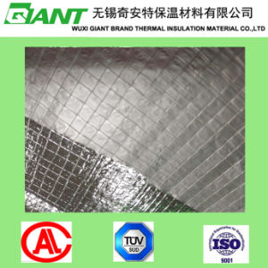 Aluminium Foil Fiber Glass Mesh Fabric pictures & photos