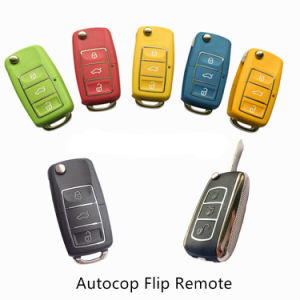 Best Quality Remote Control Flip Key for Autocop pictures & photos
