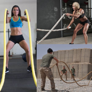 Fitness Power Training Workout Battling Battle Rope pictures & photos