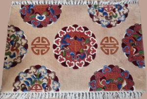 Most Popular Wool Handmade Oriental Rugs Hdm003 pictures & photos