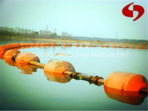 Floating Pipe to Discharge Slurry