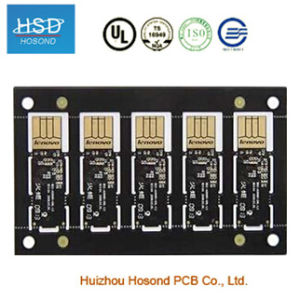 Multilayer Aluminum PCB with Lead-Free Hal (HXD46R1330)